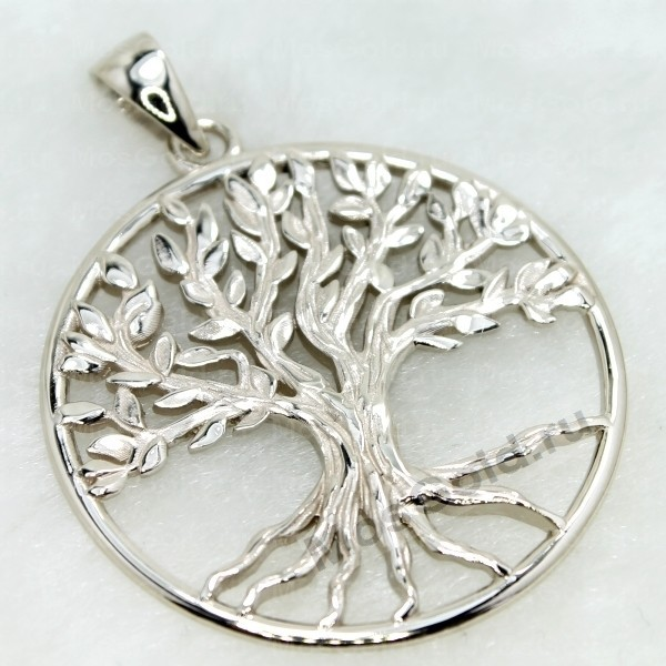 ювелирная мастерская: Кулон славянское дерево