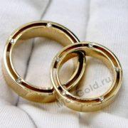 Обручальные кольца Дамиани