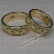 Кладдах обручальные кольца