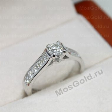 Женское кольцо классика