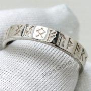 Обручальные кольца с рунами