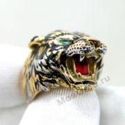 Перстень в виде тигра